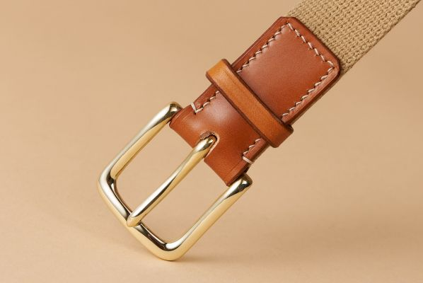 Light Havanna Bridle with Special Khaki